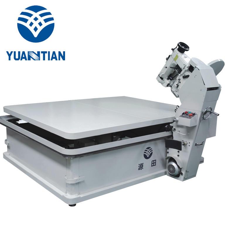 top machine YUANTIAN Mattress Machines Brand mattress tape edge machine factory