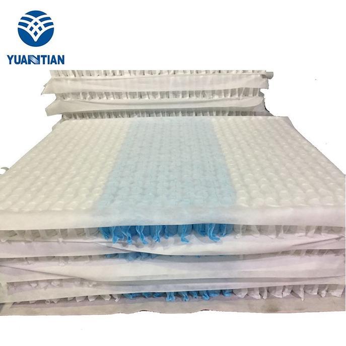 顶部和底部盖布袋装床网