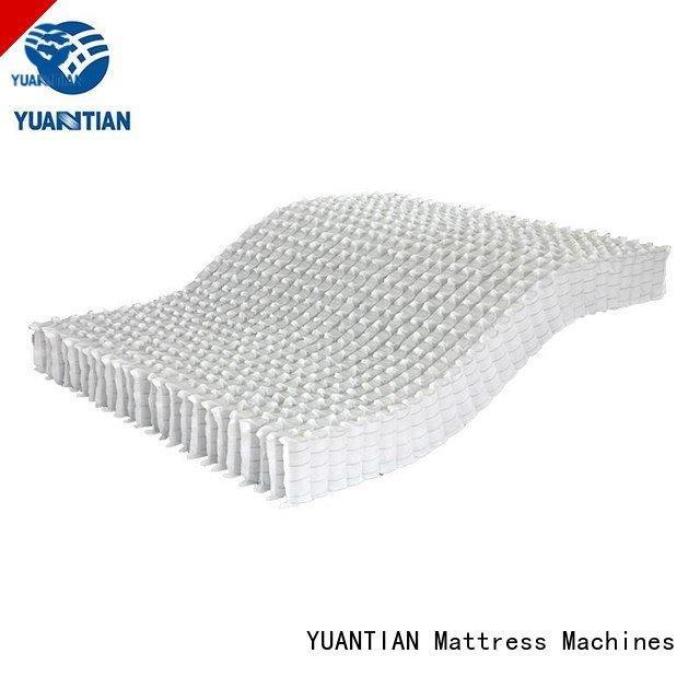 YUANTIAN Mattress Machines mattress spring unit pocket bottom top