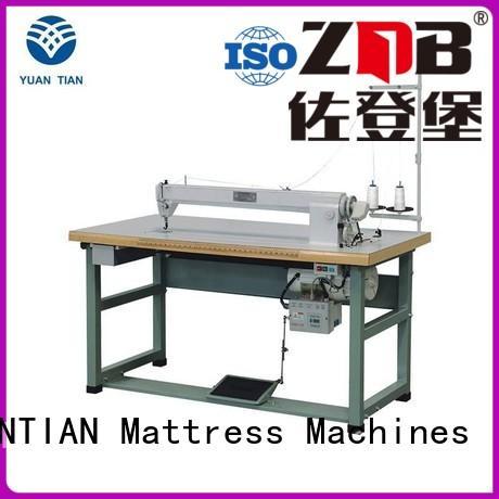 long singer  mattress  sewing machine price mattress YUANTIAN Mattress Machines company