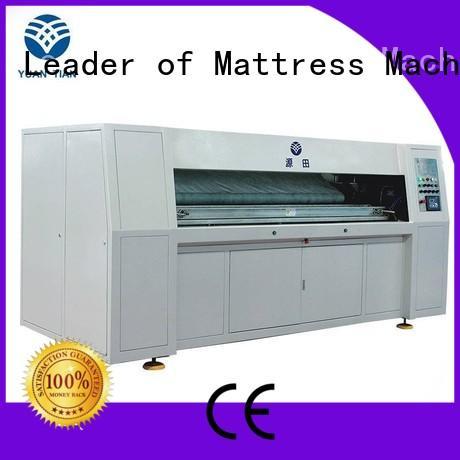quality mattress Assembling Machine operation factory YUANTIAN Mattress Machines
