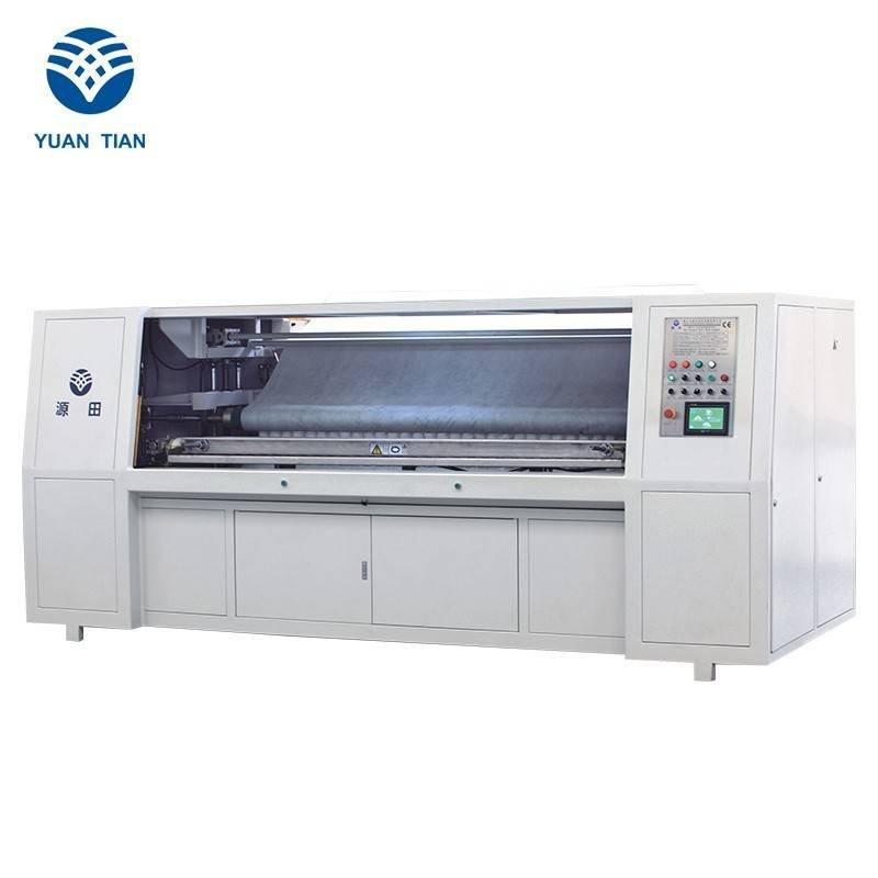 machine automatic Automatic Pocket Spring Assembling Machine assembling YUANTIAN Mattress Machines company