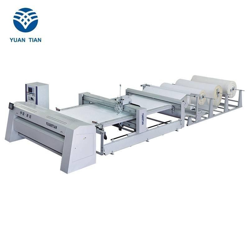 DZHF-1G  Single Needle Mattress Quilting Machine