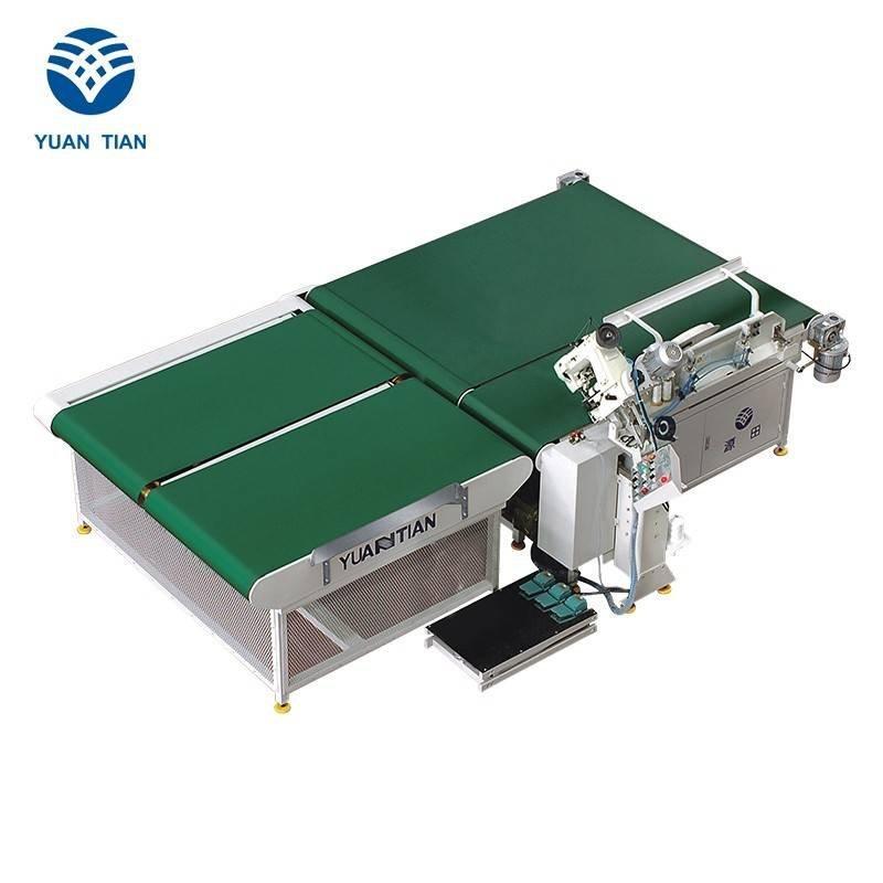 WB-4A Mattress Tape Edge Machine