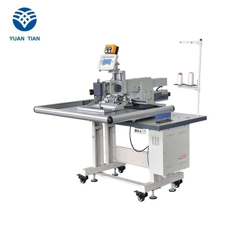 YTS-3020  Autimatic Label Mattress Sewing Machine