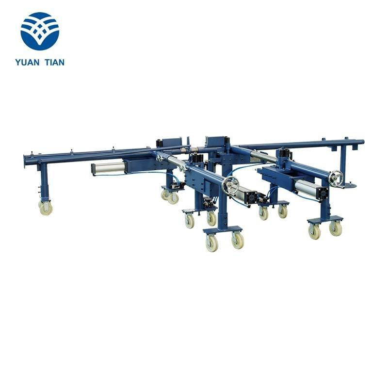 QW-4 Pneumatic Border Bending Machine