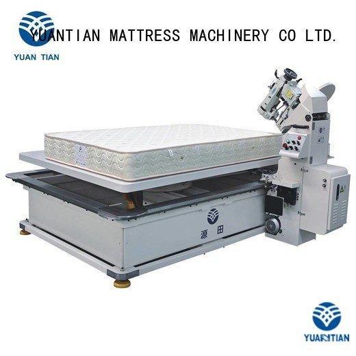 OEM mattress tape edge machine wb3a top mattress tape edge machine