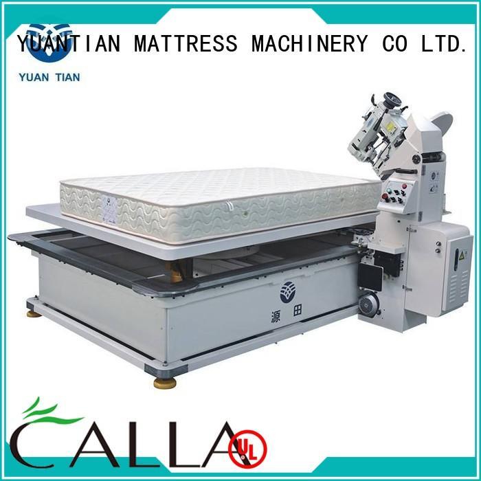 YUANTIAN Mattress Machines durable mattress tape edge machine edge faculty