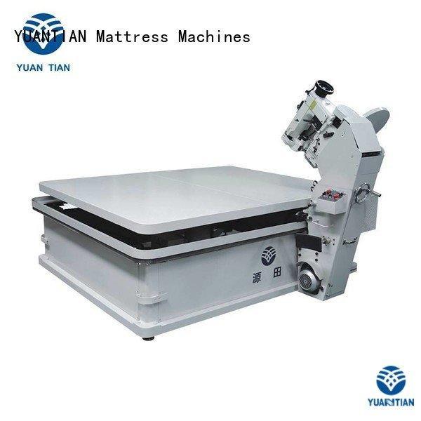 tape mattress tape edge machine mattress wpg2000 YUANTIAN Mattress Machines