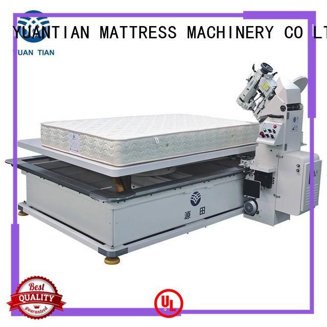 YUANTIAN Mattress Machines solid mattress tape edge machine free design yuantian