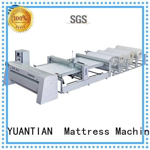 quilting machine for mattress factory yuantian YUANTIAN Mattress Machines
