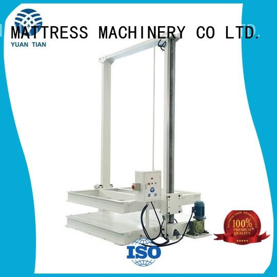 YUANTIAN Mattress Machines mattress shredding machines widely-use faculty