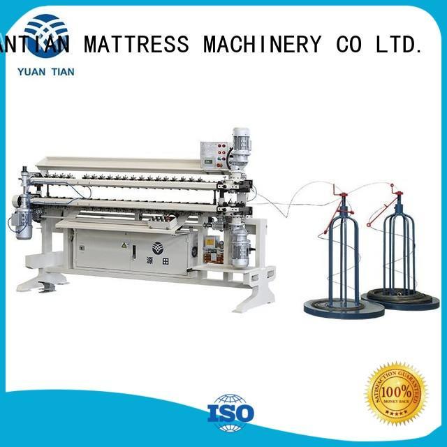 semiauto machine assembling OEM Bonnell Spring Assembly  Machine YUANTIAN Mattress Machines