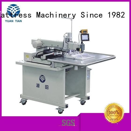 YUANTIAN Mattress Machines durable mattress sewing machine manufacturers free design yuantian