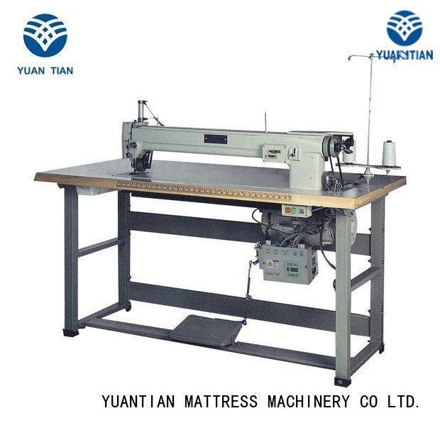 yts3040 bhy1 arm Mattress Sewing Machine YUANTIAN Mattress Machines