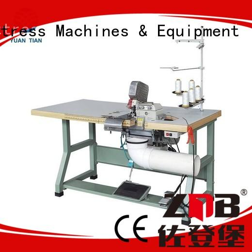 Double Sewing Heads Flanging Machine heads mattress YUANTIAN Mattress Machines Brand company
