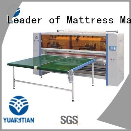 Mattress Cutting Machine machine easy-operation YUANTIAN Mattress Machines