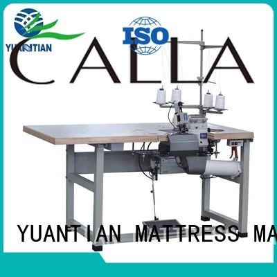 YUANTIAN Mattress Machines Brand double Mattress Flanging Machine mattress factory