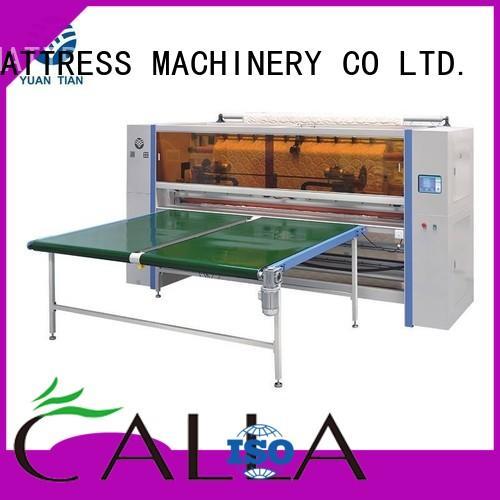 YUANTIAN Mattress Machines Mattress Cutting Machine factory factory