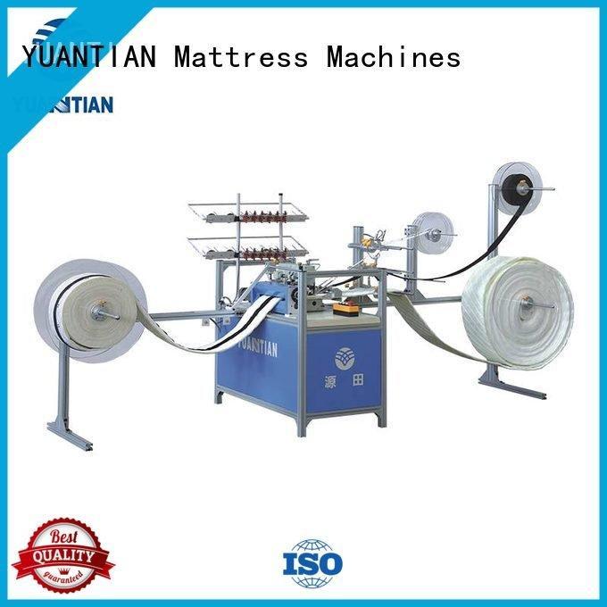 Hot Mattress Sewing Machine arm YUANTIAN Mattress Machines Brand