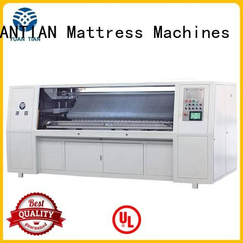 melt Automatic Pocket Spring Assembling Machine vendor faculty YUANTIAN Mattress Machines