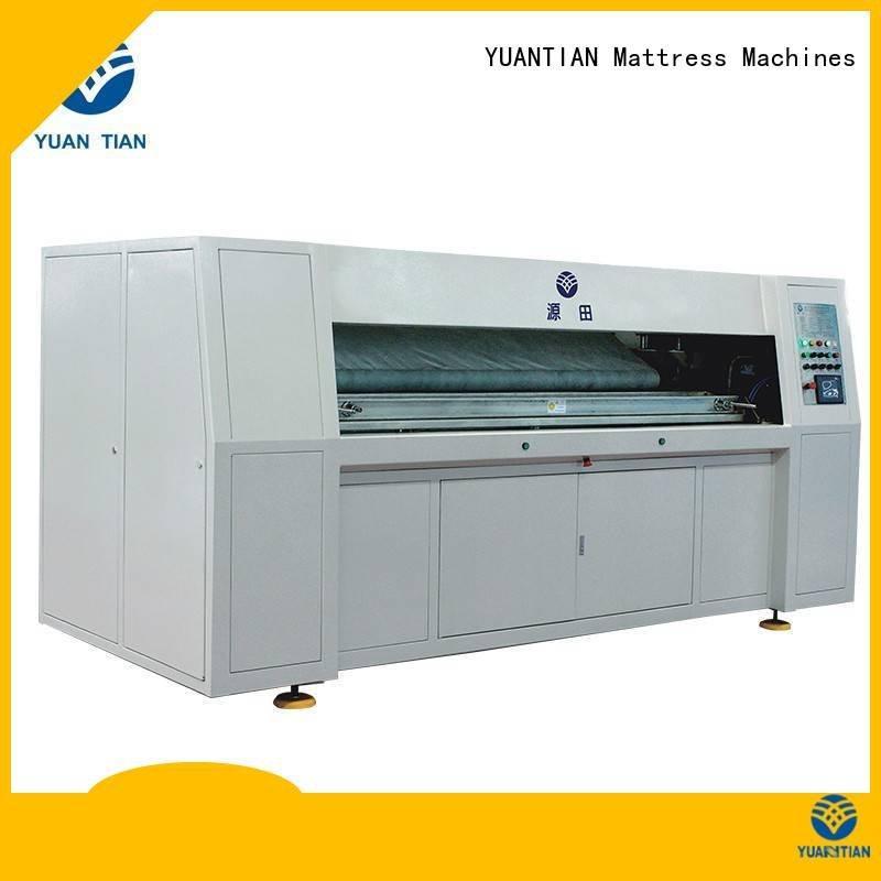 assembling Pocket Spring Assembling Machine dn4a machine YUANTIAN Mattress Machines