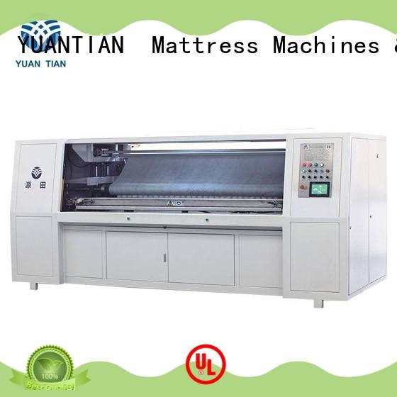 reliable mattress Assembling Machine producer workshop