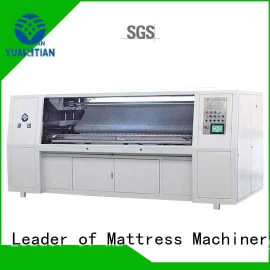 YUANTIAN Mattress Machines solid Spring Assembling Machine certifications faculty