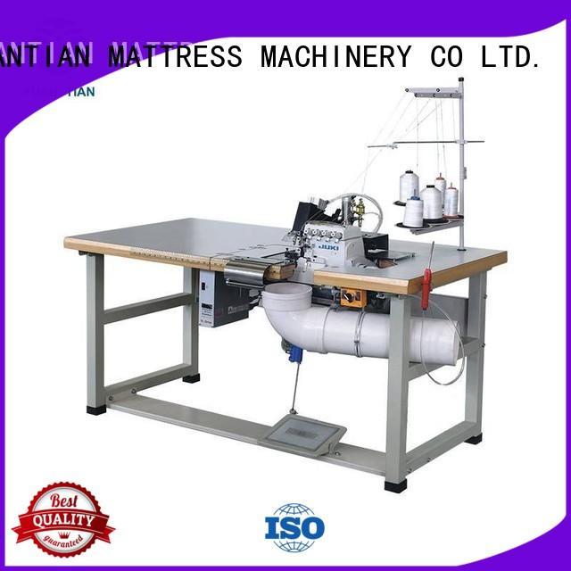 Double Sewing Heads Flanging Machine yuantian YUANTIAN Mattress Machines
