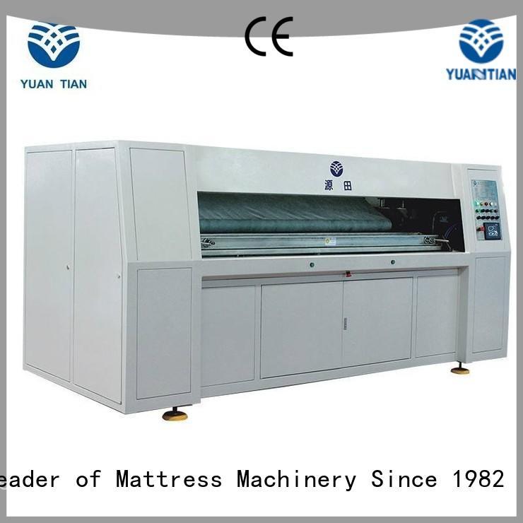 YUANTIAN Mattress Machines fine- quality mattress manufacturing equipment for sale melt workforce