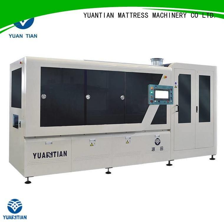 automatic spring coiling machine automatic Automatic Pocket Spring Production Line YUANTIAN Mattress Machines