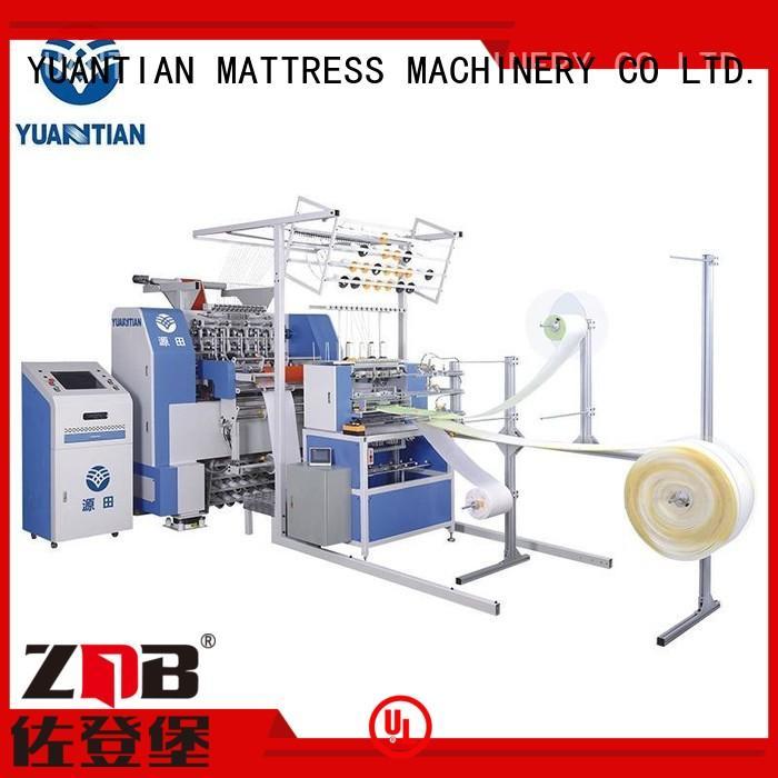 speed Mattress Quilting Machine factory