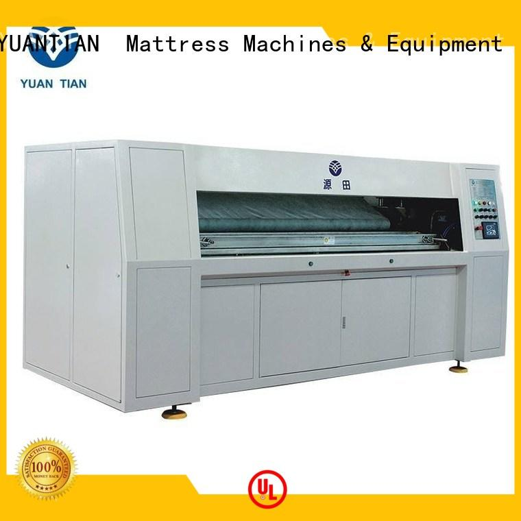 YUANTIAN Mattress Machines solid mattress manufacturing equipment for sale faculty