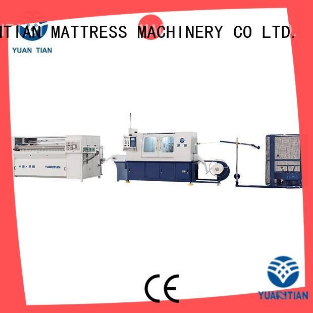 YUANTIAN Mattress Machines advanced Automatic High Speed Pocket Spring Machine yuantian