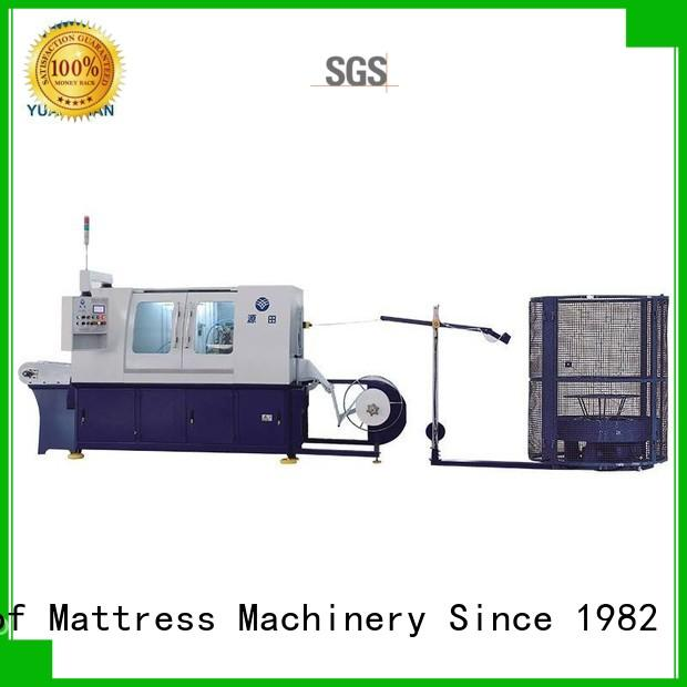 YUANTIAN Mattress Machines advanced Automatic Pocket Spring Production Line bulk production easy-operation