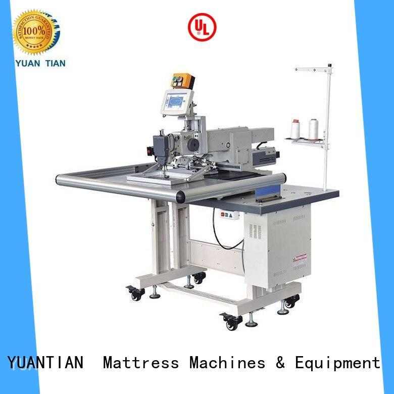YUANTIAN Mattress Machines reliable Mattress Sewing Machine bulk production yuantian