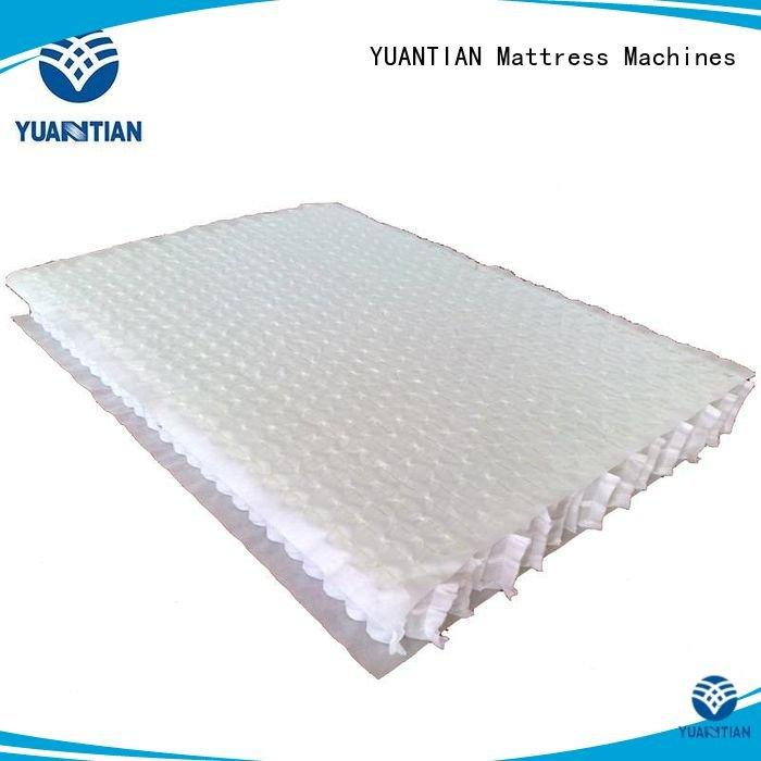 mattress spring unit top mattress spring unit YUANTIAN Mattress Machines Brand