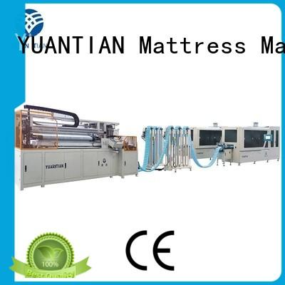 YUANTIAN Mattress Machines cnc spring coiling machine factory price easy-operation