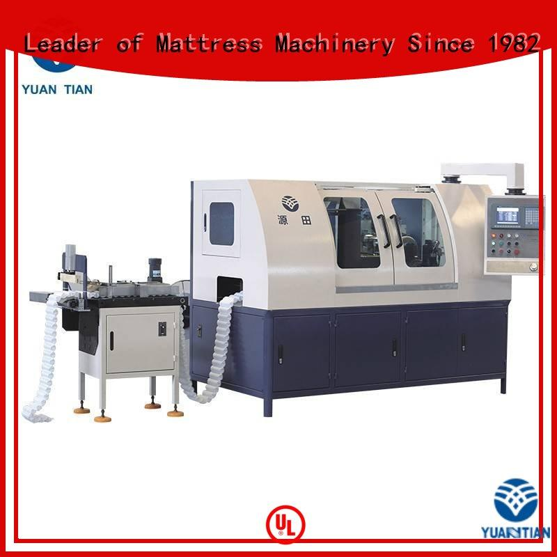 assembling Automatic High Speed Pocket Spring Machine machine spring YUANTIAN Mattress Machines company