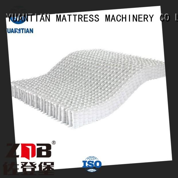 YUANTIAN Mattress Machines mattress spring unit bulk production factory