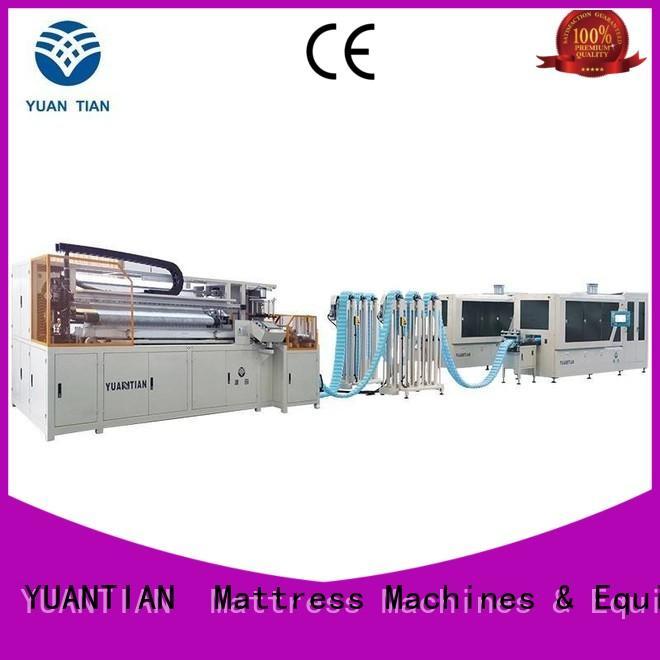 DT+DX-012  Automatic Pocket Spring Production Line