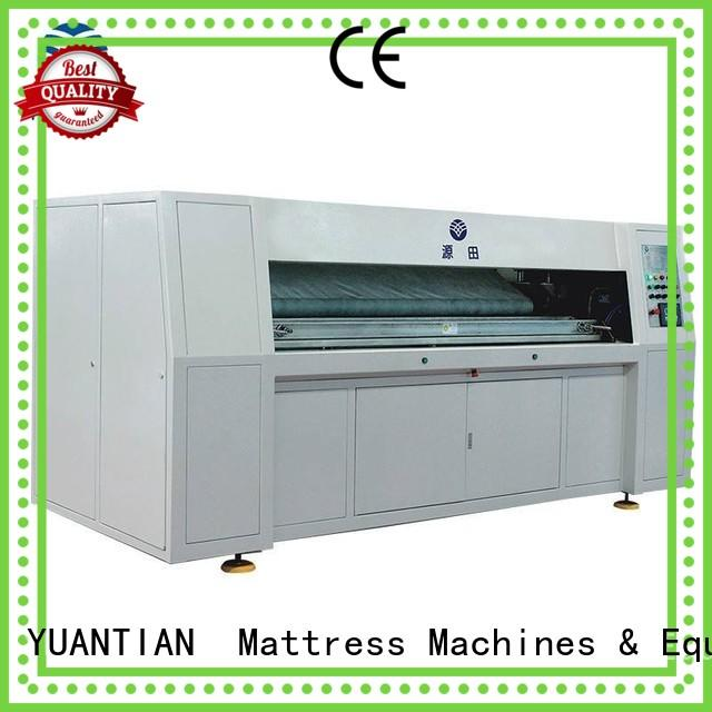 assembling spring pocket Pocket Spring Assembling Machine automatic YUANTIAN Mattress Machines