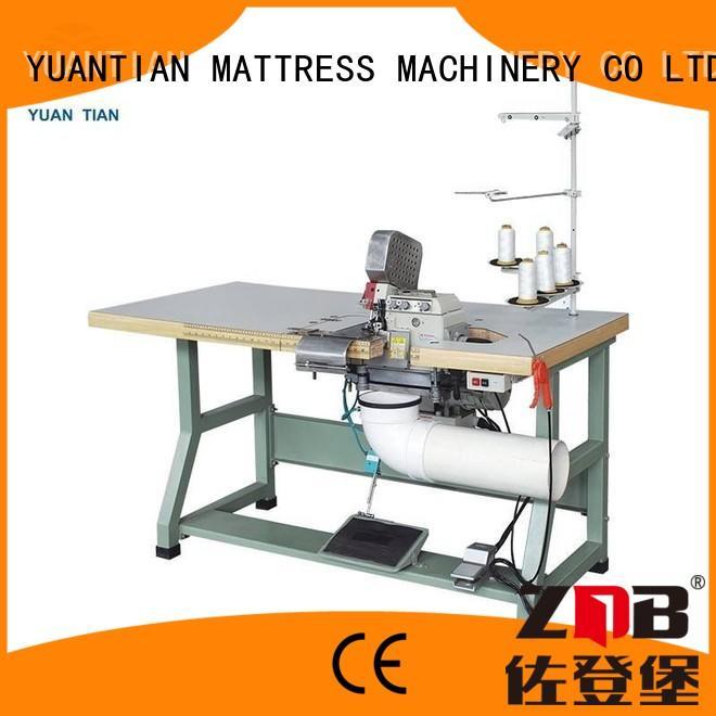 Hot mattress Double Sewing Heads Flanging Machine double YUANTIAN Mattress Machines Brand