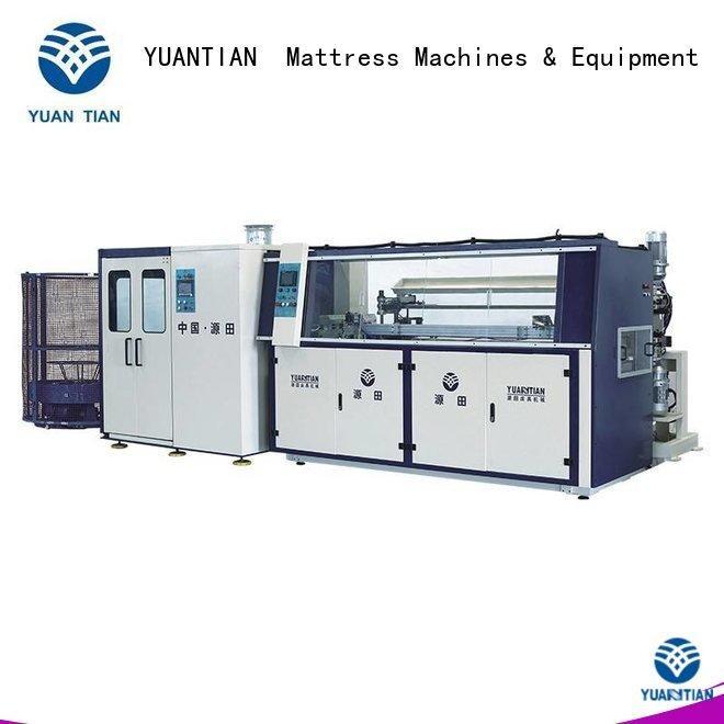 bonnell spring machine bonnell spring tx012 tx011 YUANTIAN Mattress Machines