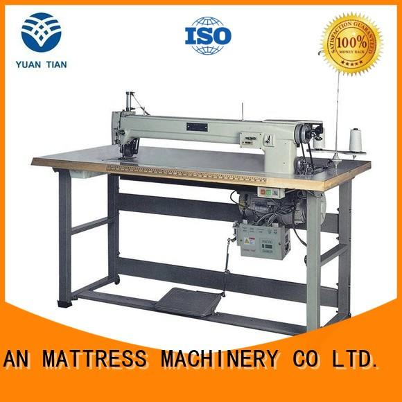 YUANTIAN Mattress Machines quality mattress sewing machine manufacturers inquire now faculty