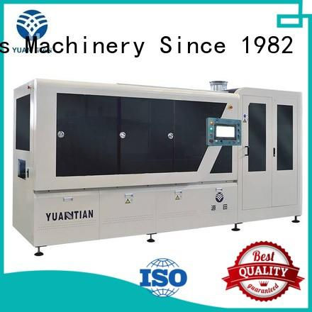 YUANTIAN Mattress Machines Automatic Pocket Spring Production Line easy-operation