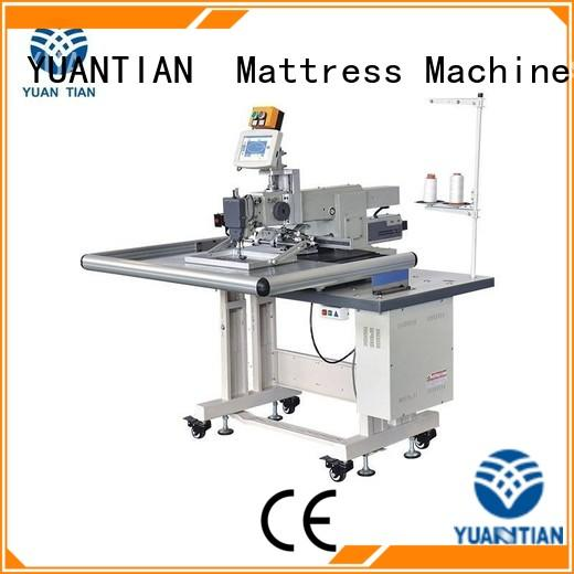 mattress sewing machine manufacturers yuantian YUANTIAN Mattress Machines
