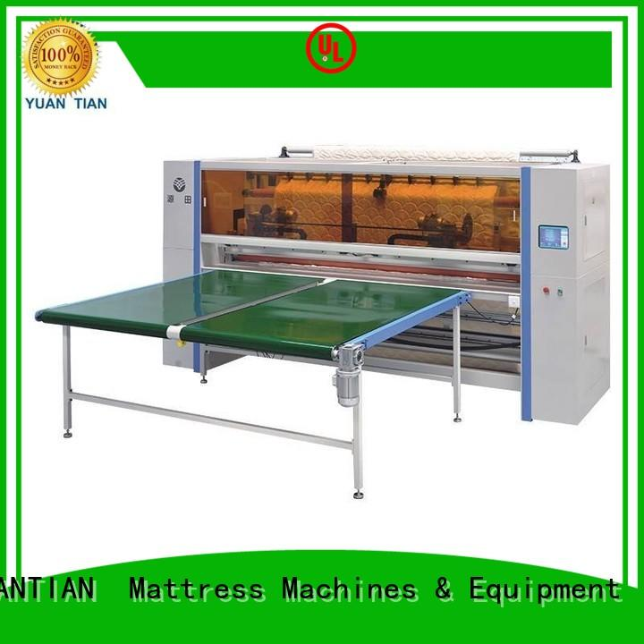 Mattress Cutting Machine machine workforce YUANTIAN Mattress Machines