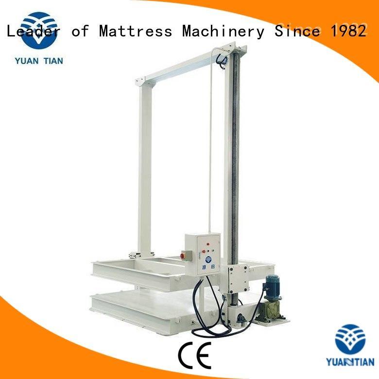 YUANTIAN Mattress Machines high-quality mattress wrapping machine workforce