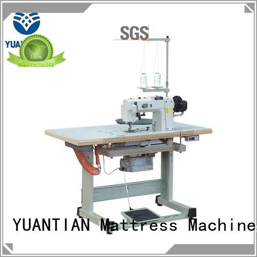 table Typical Sewing Head Tape Edge Mattress Machines wb1 yuantian YUANTIAN Mattress Machines